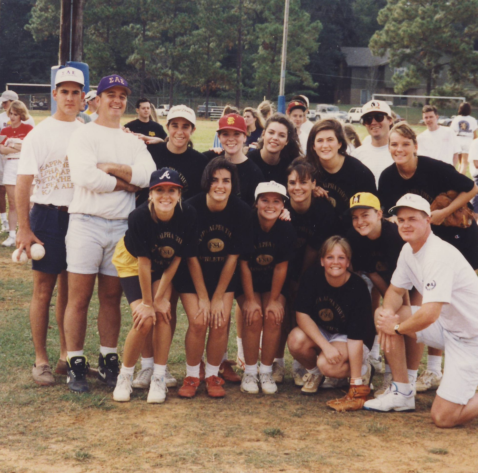 1993 Field of Dreams-team KAO.JPG