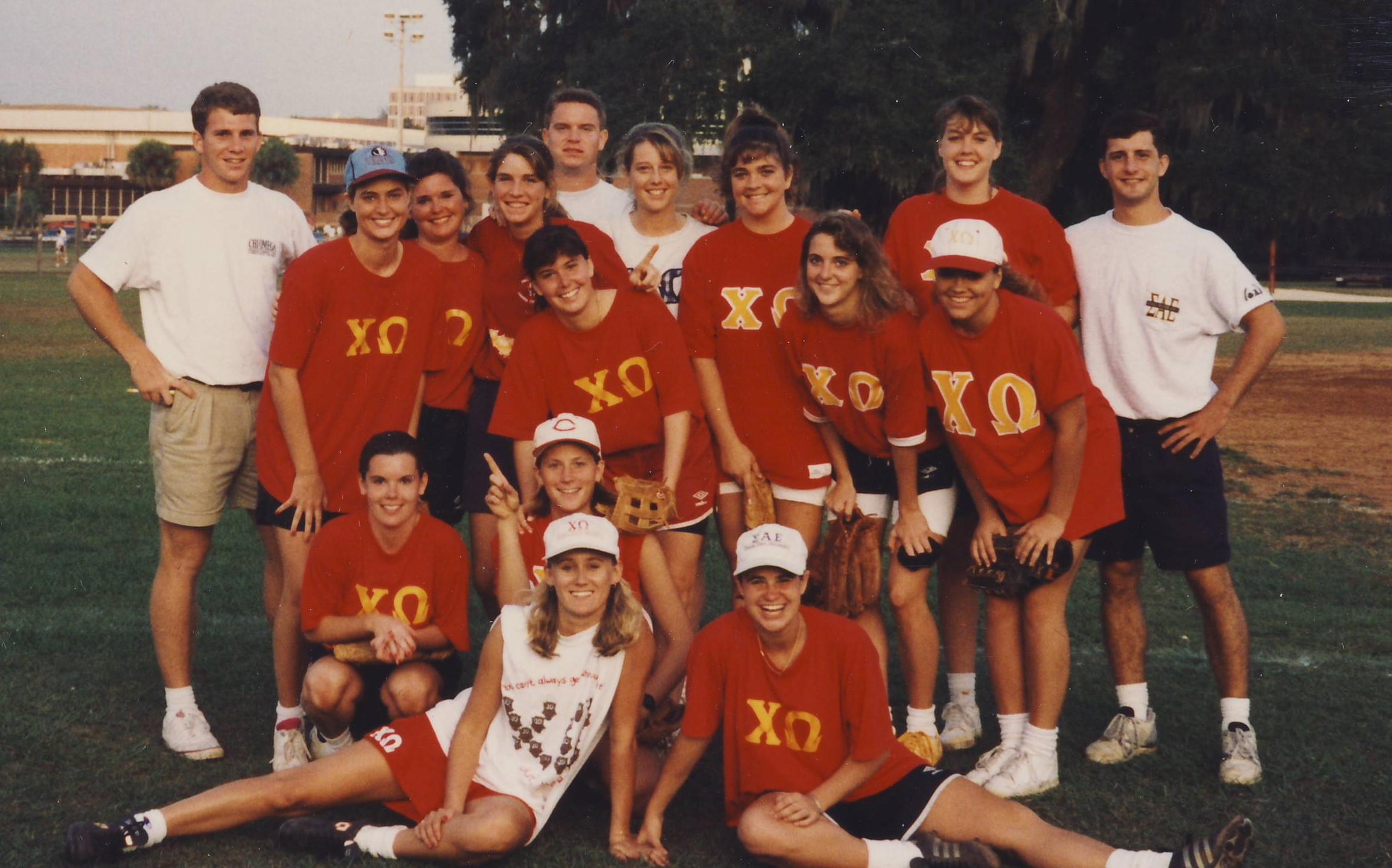 1993 Field of Dreams-team XO.JPG