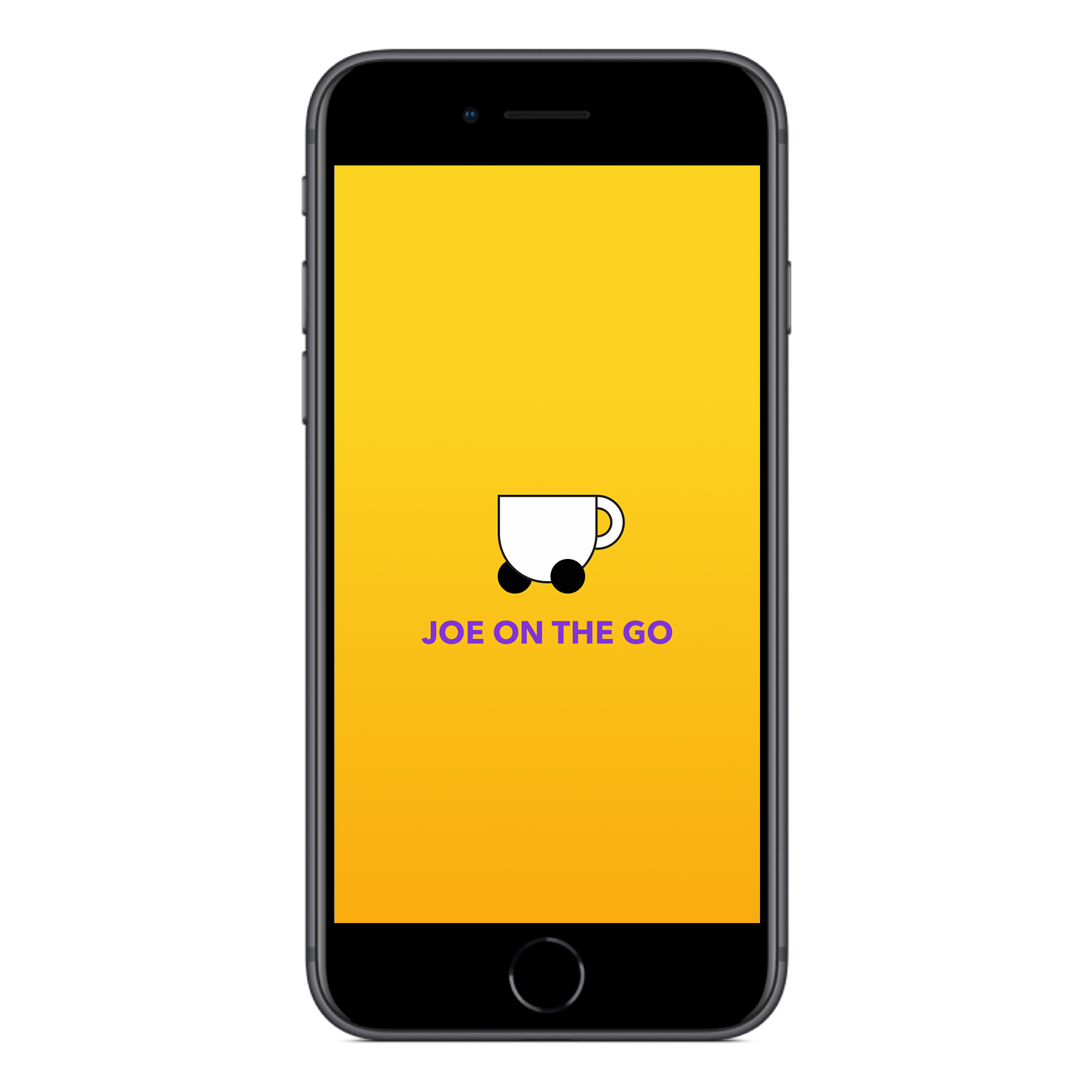 Joe on the Go App for Relish Works - UX Design - A mobile application and services that tackles off premise dinning for coffee users and shops through fast delivery and crafting the experience of a cafe. (~1 week)