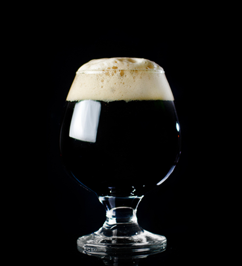 Imperial Stout - The darkest of beers, with notes of chocolate and coffee. The Imperial Stout is aged longer, commonly in bourbon barrels, giving it a very high abv (often between 8-11%). Many Ontario breweries do this style in the winter months, Nickelbrook's can be found year-round.
