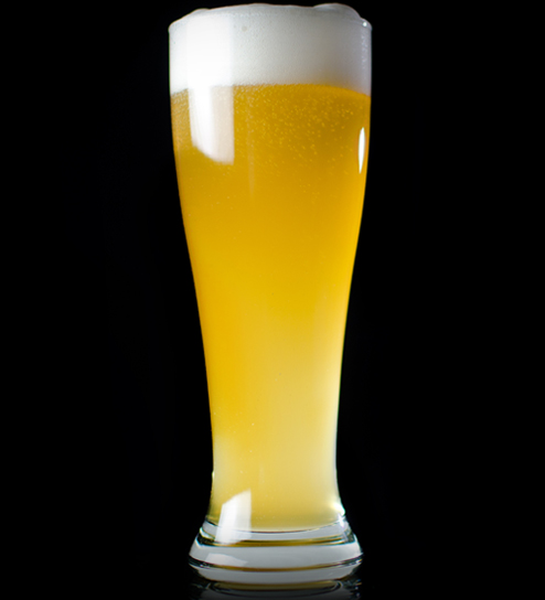 Hefeweizen - Like a pilsner but more full bodied and less carbonated. The presence of wheat is the star of this style, helping it pair well with any style of food. Muskoka Brewery makes an awesome wheat beer.