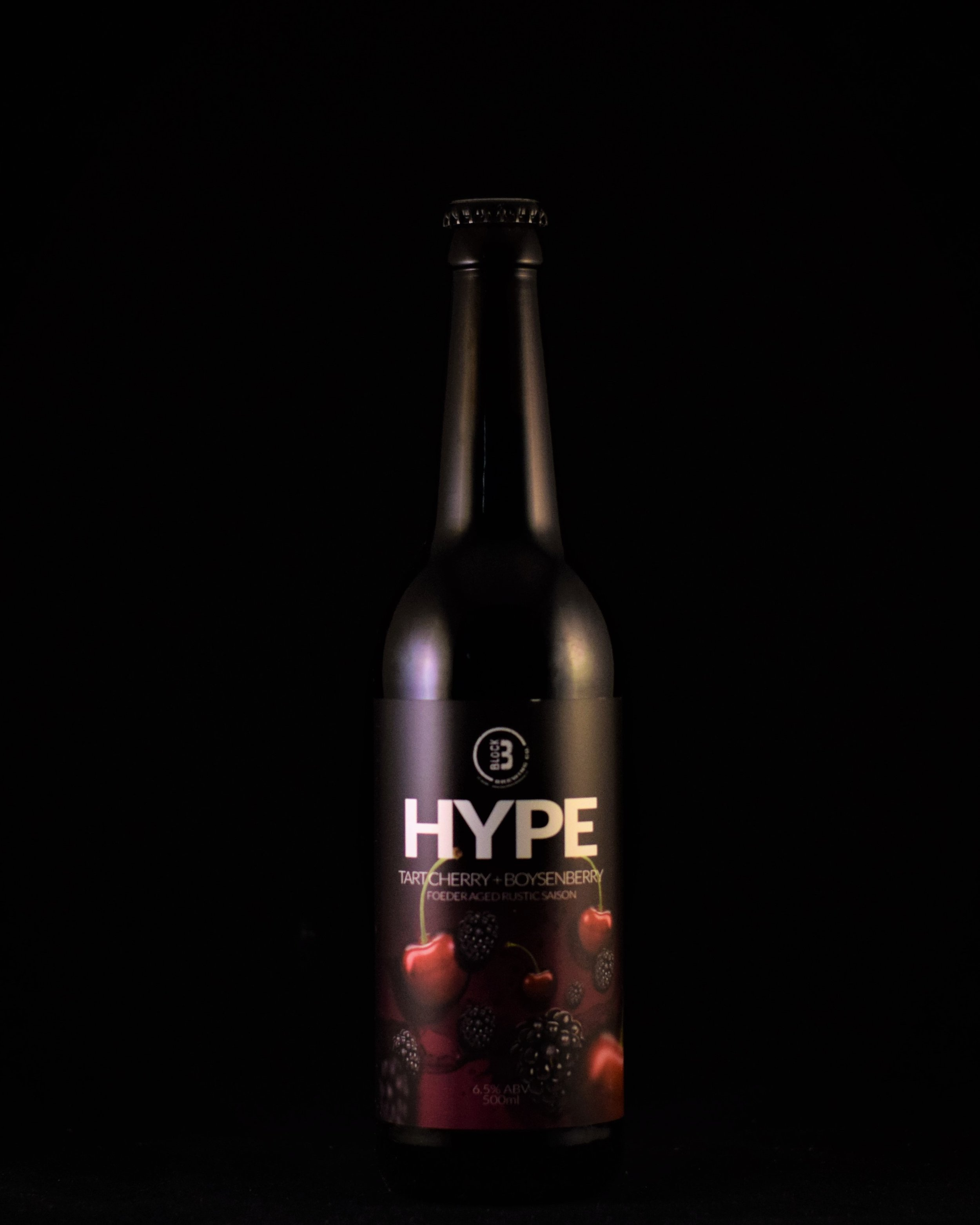 Block Three |Hype TartCherry -