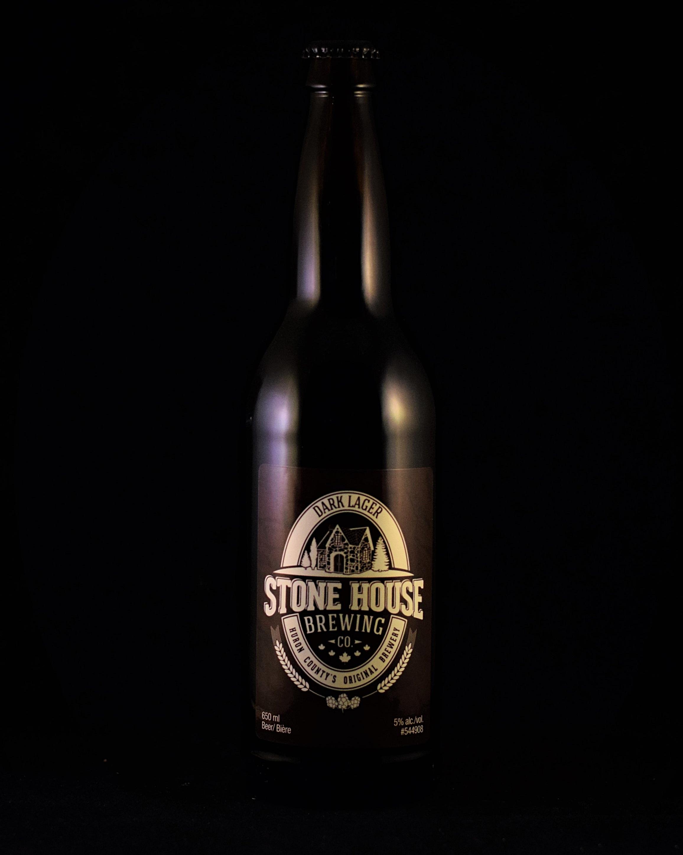 Stone House - Dark Lager