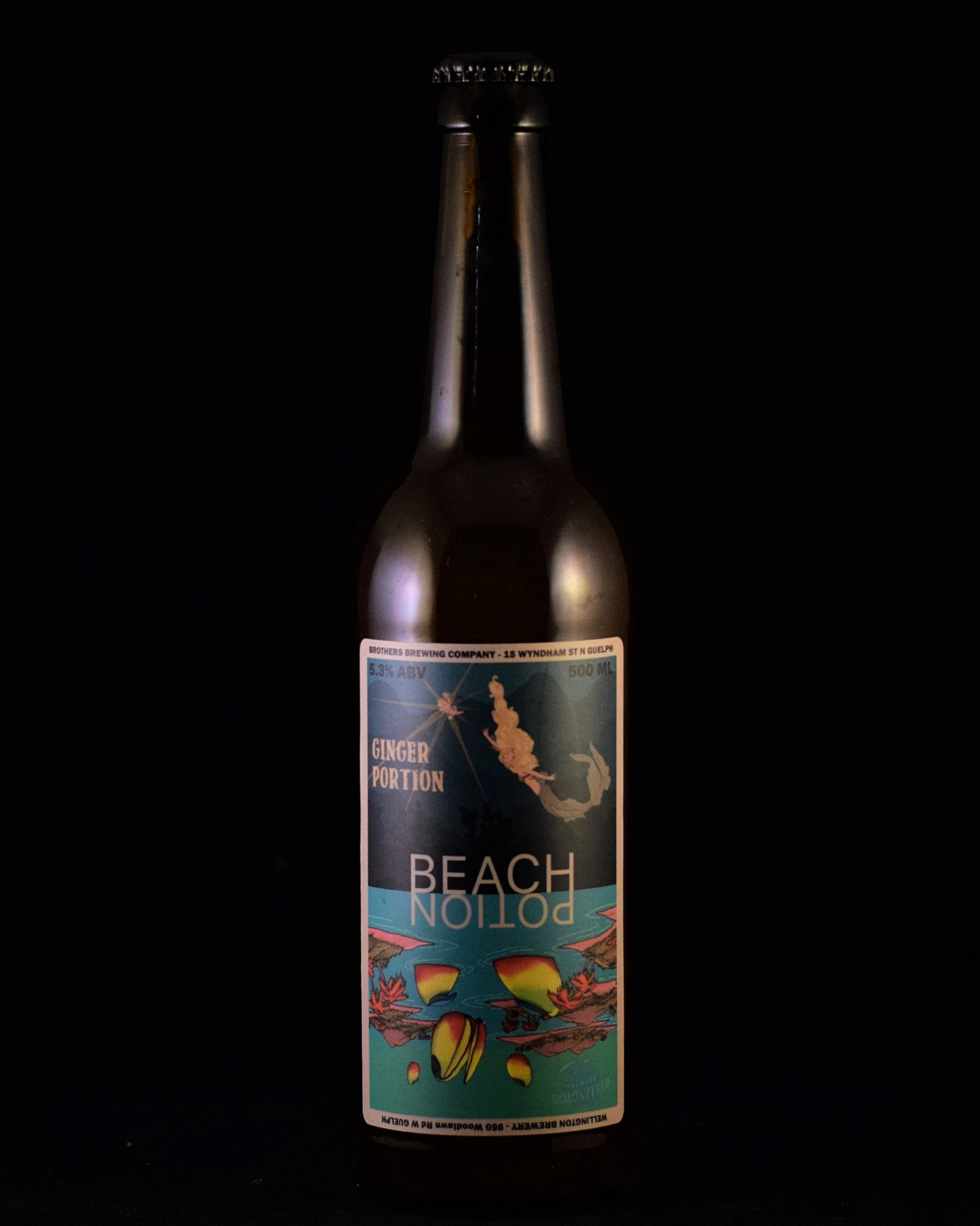 Brothers - Beach Potion (Ginger)