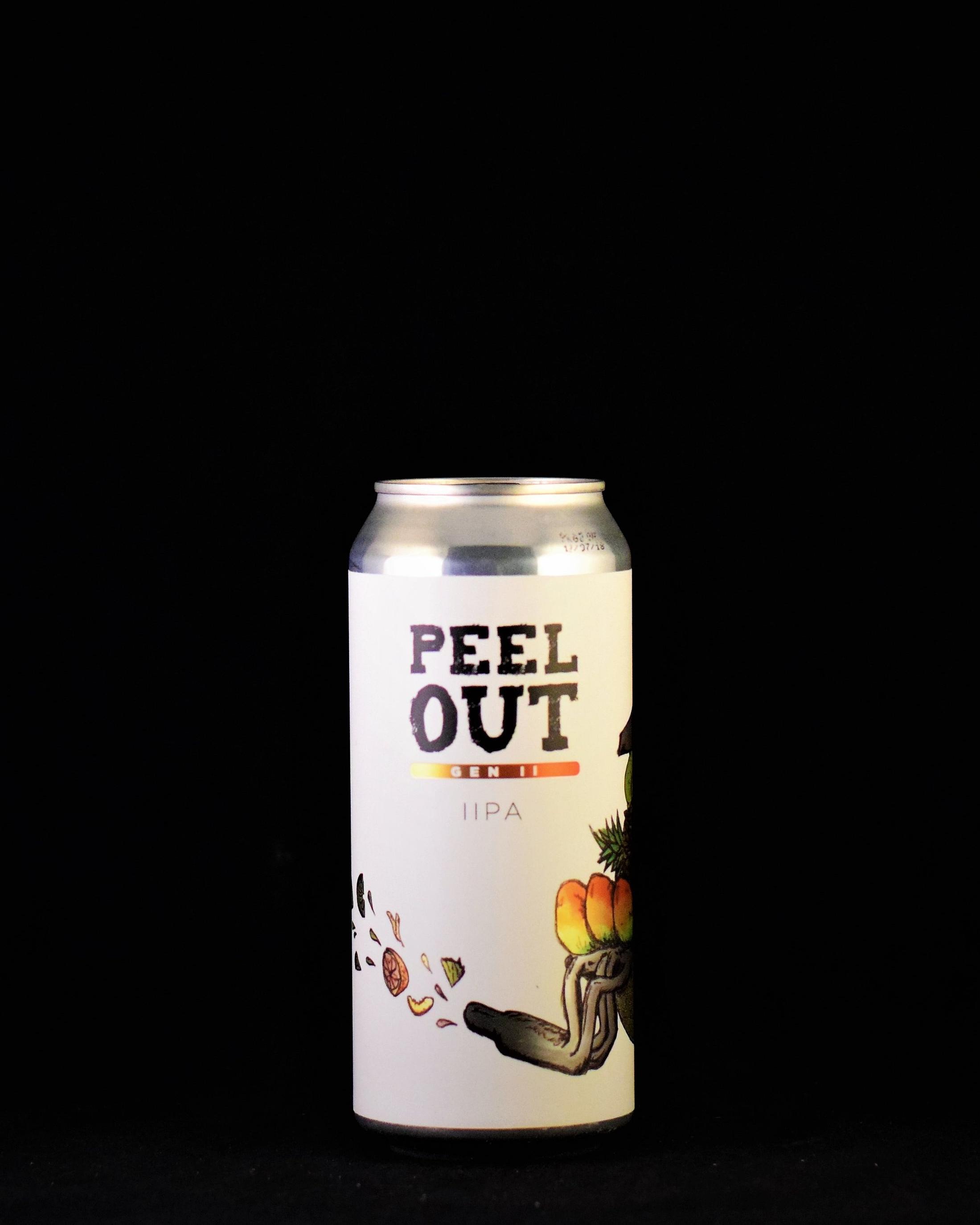 Redline - Peel Out
