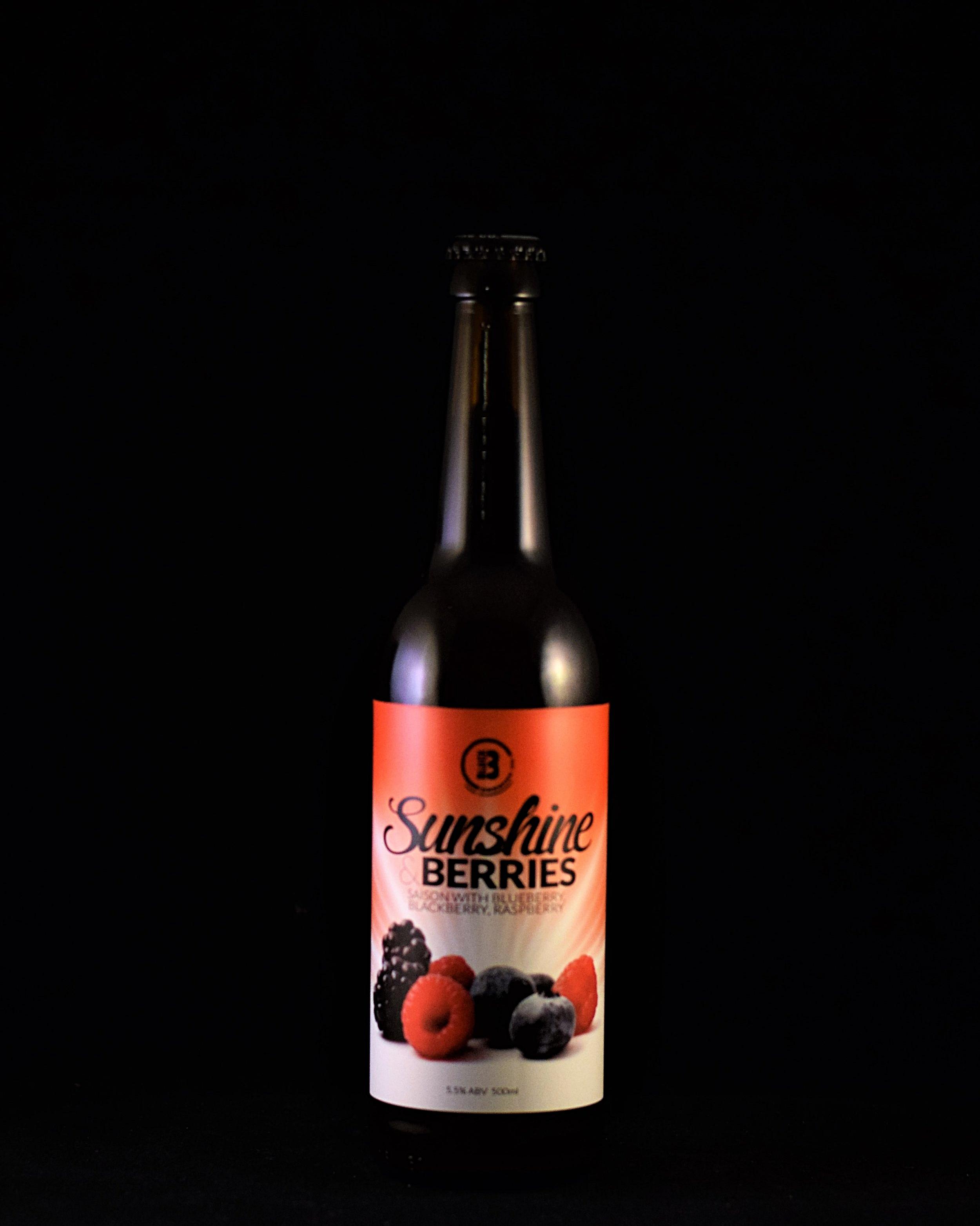 Block Three - Sunshine Berries