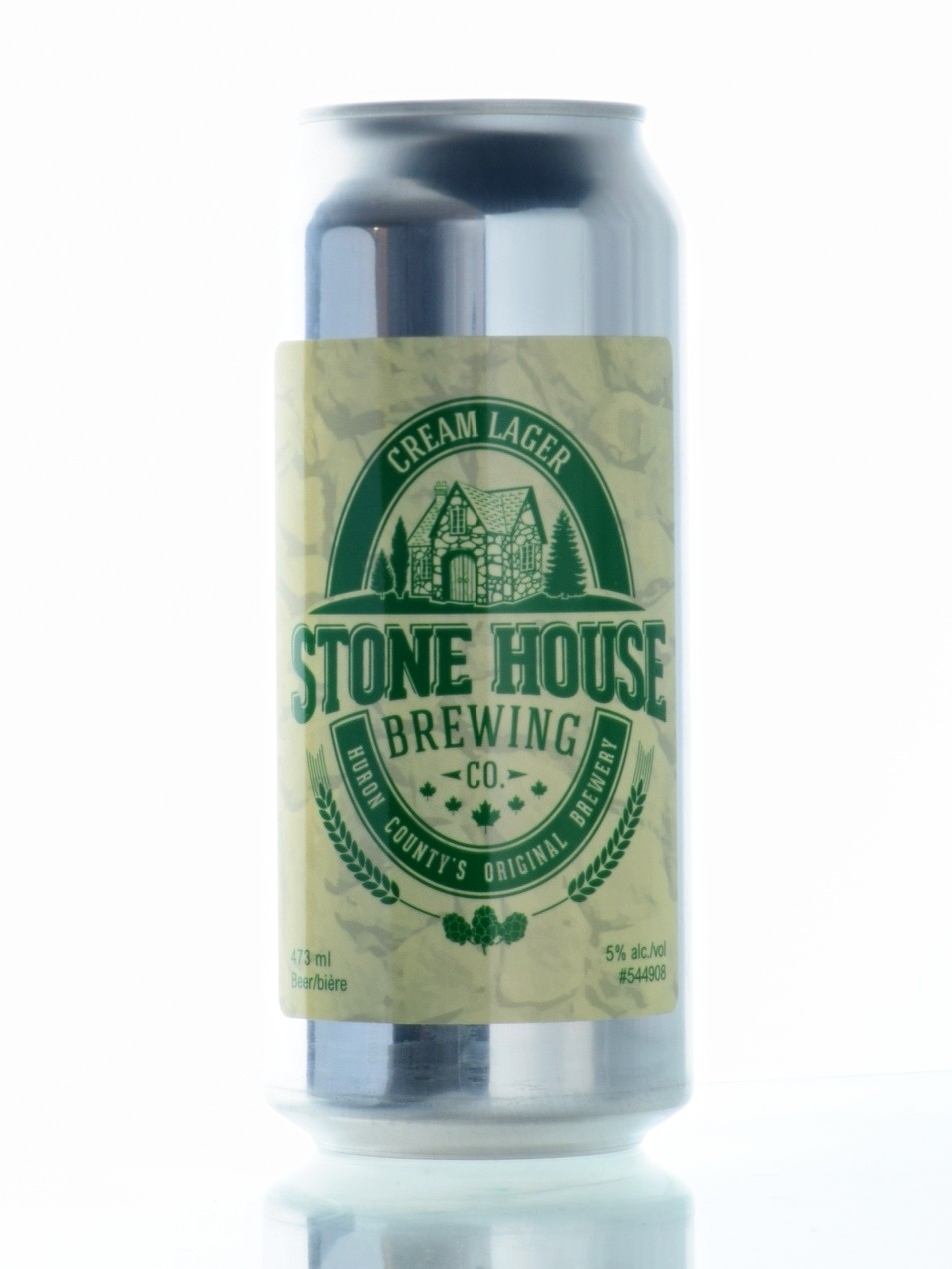 Stone House Brewing Cream Lager