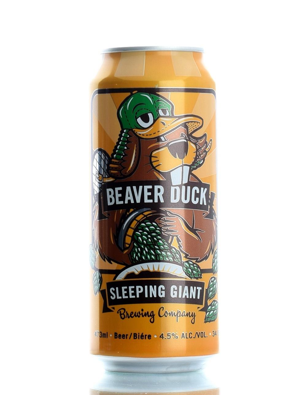 Sleeping Giant Brewing Company