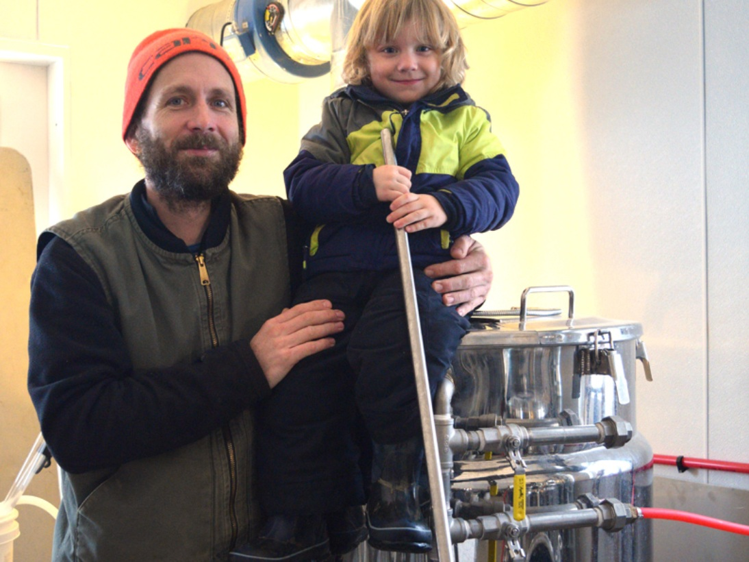 Farm to Glass: Organic Brewery Opens in Westport Island - Read the full article