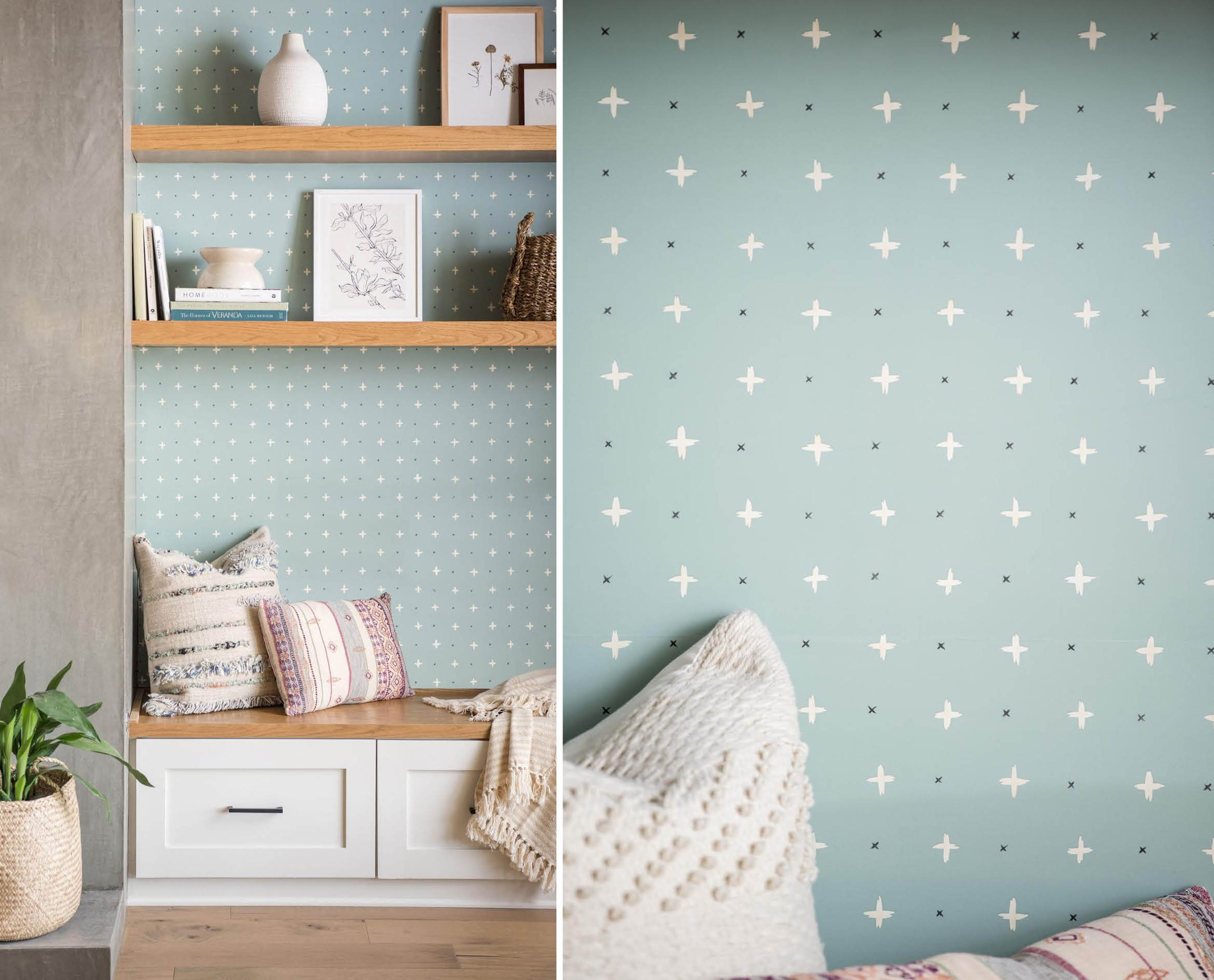(Magnolia Home Artful Prints + Patterns—Cross Stitch MK1104)