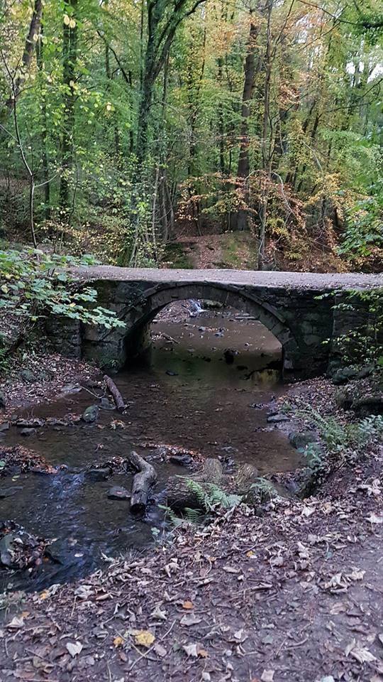 The Stone Bridge.