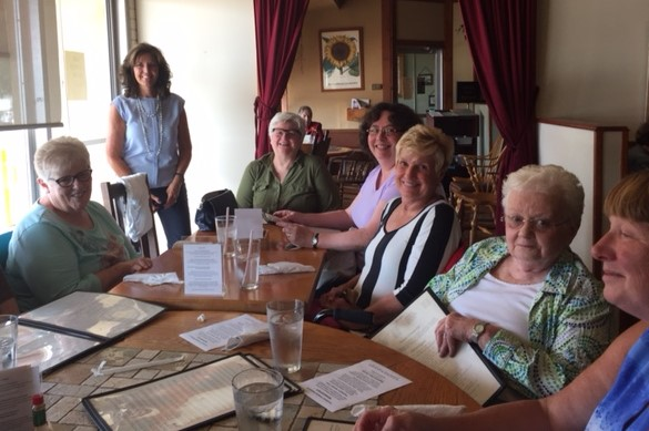 Ladies' Night Out and other celebrations