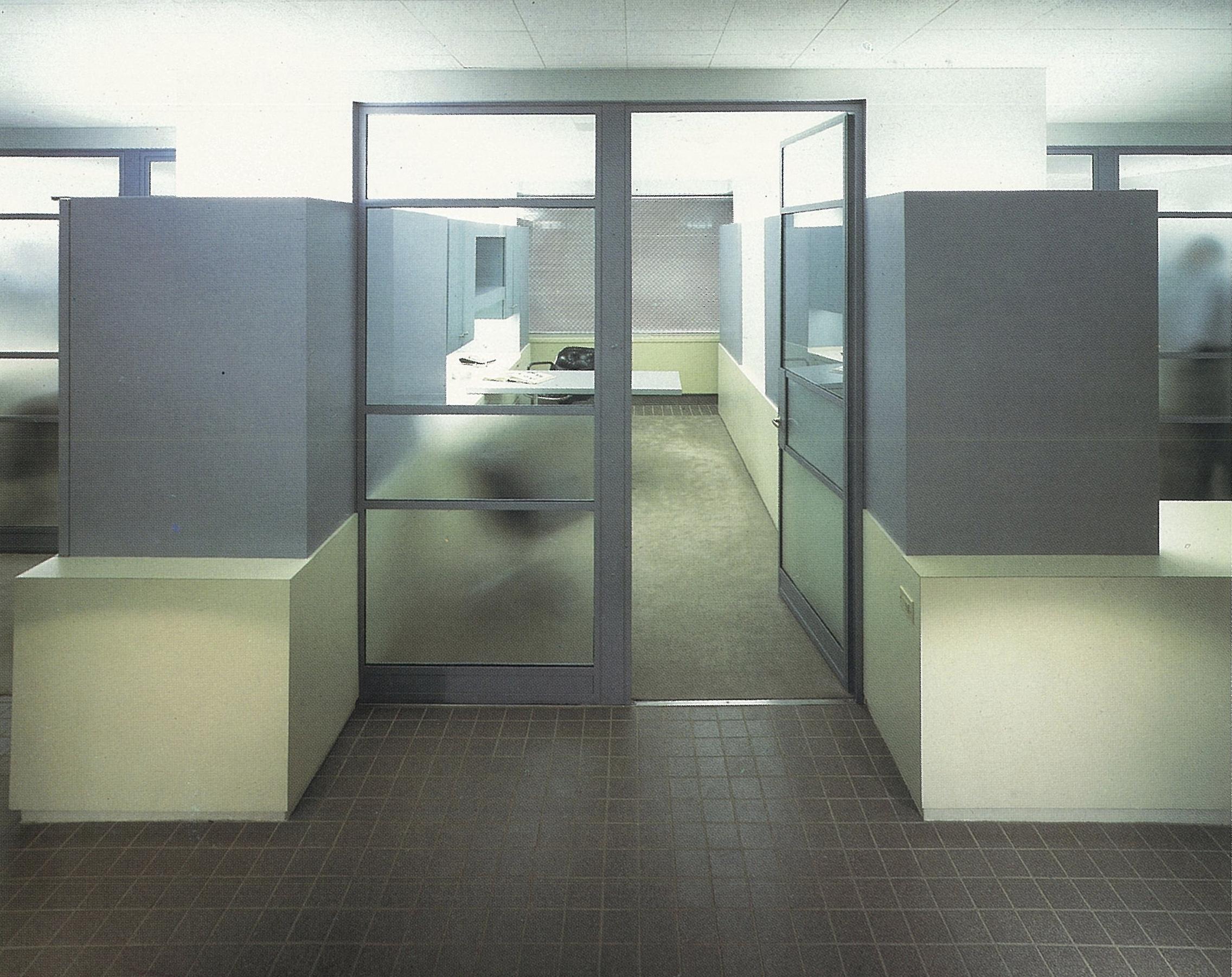 PARK AVENUE OFFICES w/ DeSanto Associates