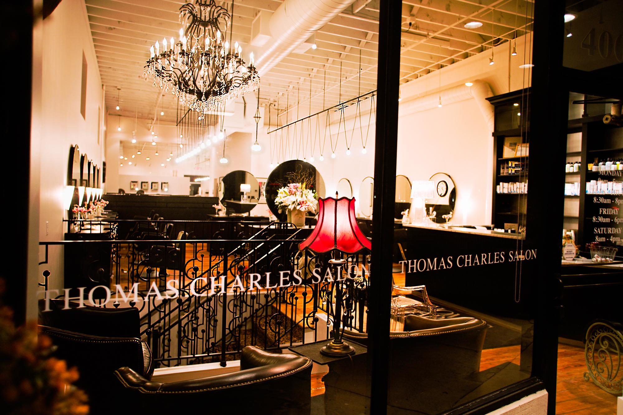 thomas charles salon -