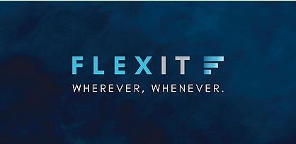 Now on the FlexIt app! - FlexIt provides access to your favorite gym facilities at affordable, by-the-minute rates.