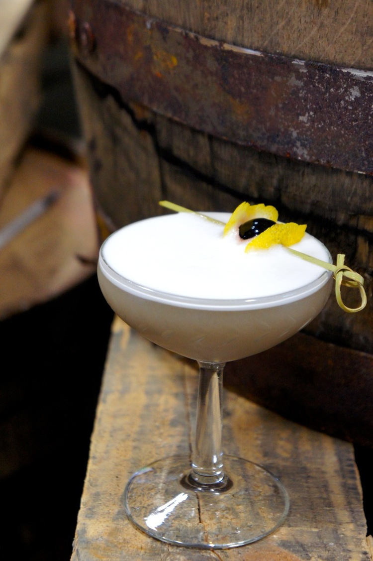 Vermont+Spirits+Cocktail+Frothy+with+Lemon+and+cherry.jpg