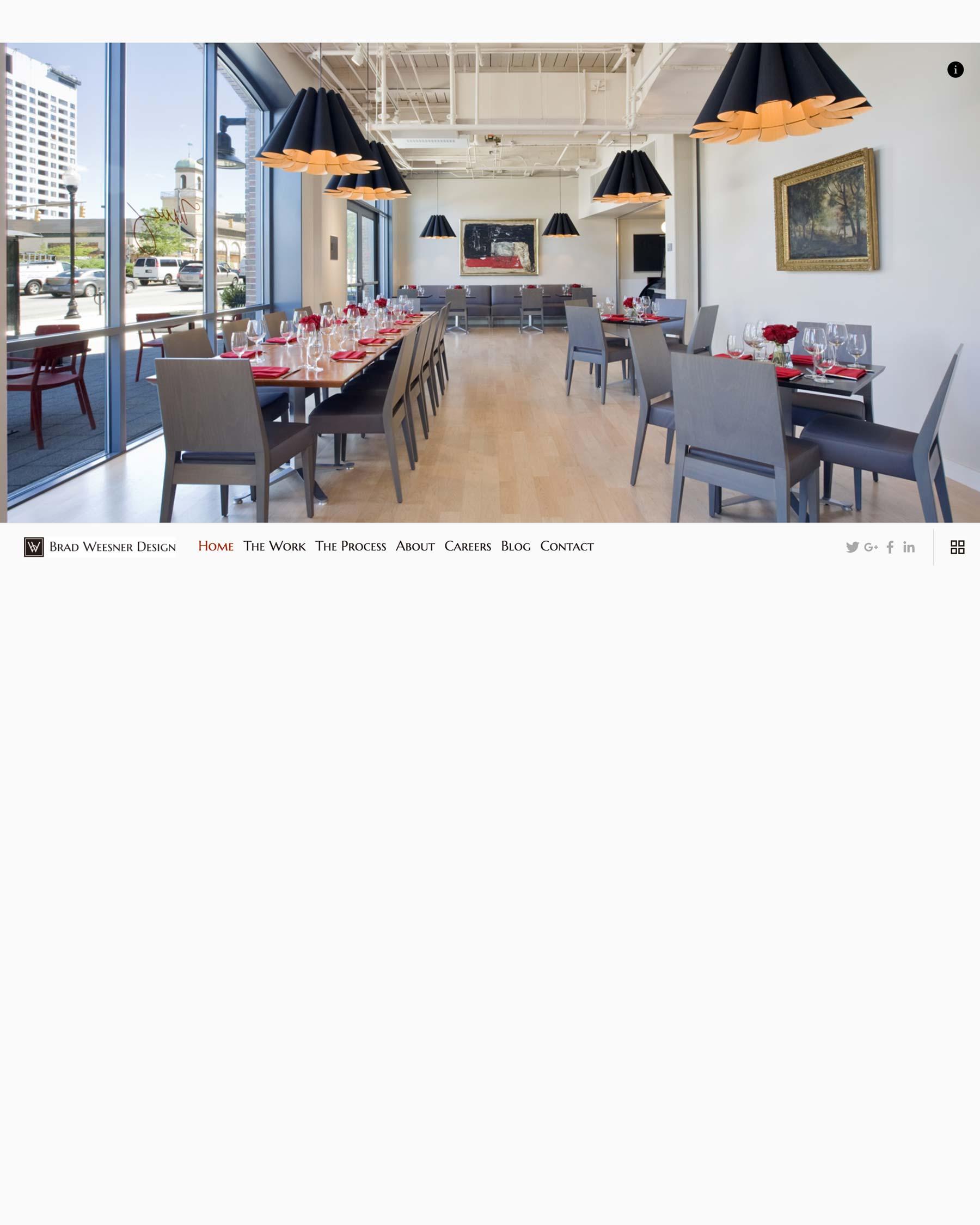 Brad Weesner Design - A Residential, Academic, and Commercial Interior Designer