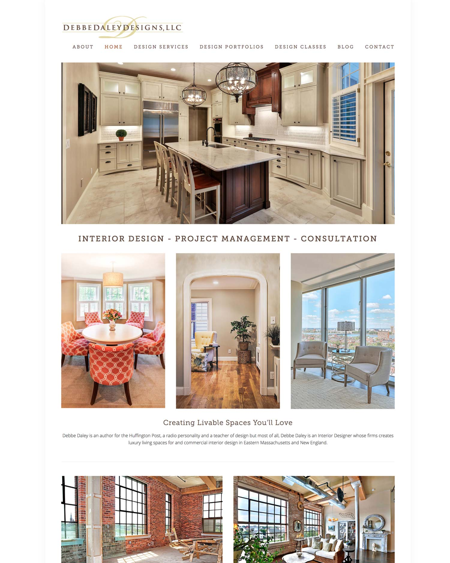 Debbe Daley Designs - A Residential and Commercial Interior Designer and Design School
