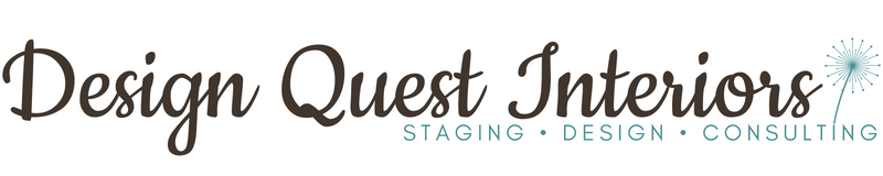 Logo Designed for a Home Staging and Interior Design Firm