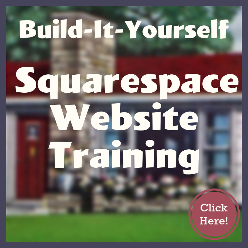 Build Your Own Squarespace Website
