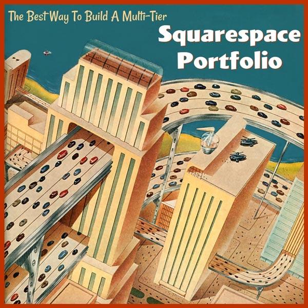 How To Build A Squarespace Website Portfolio.