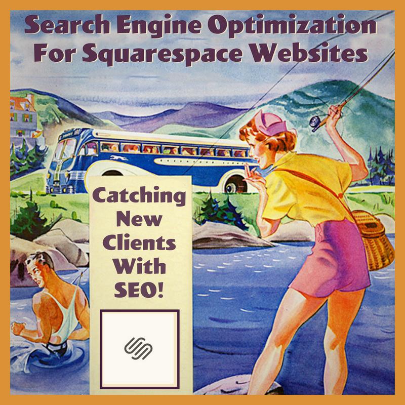 Squarespace Website SEO