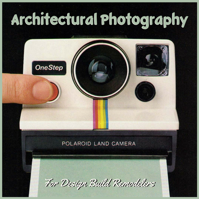 Architectural Photography for Design-Build Remodelers
