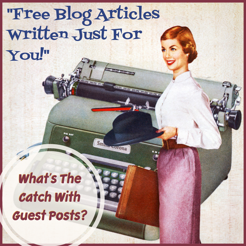 Guest Post Blogging Requests Are Filling My Inbox. Should I Accept?