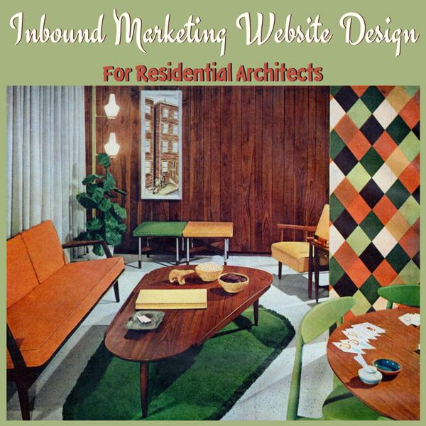 inbound marketing website for architects