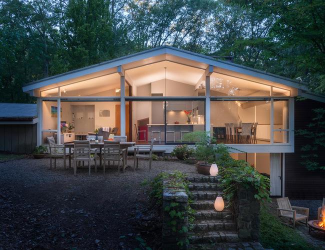 Frank Lloyd Wright's Design Influence on Joseph Eichler