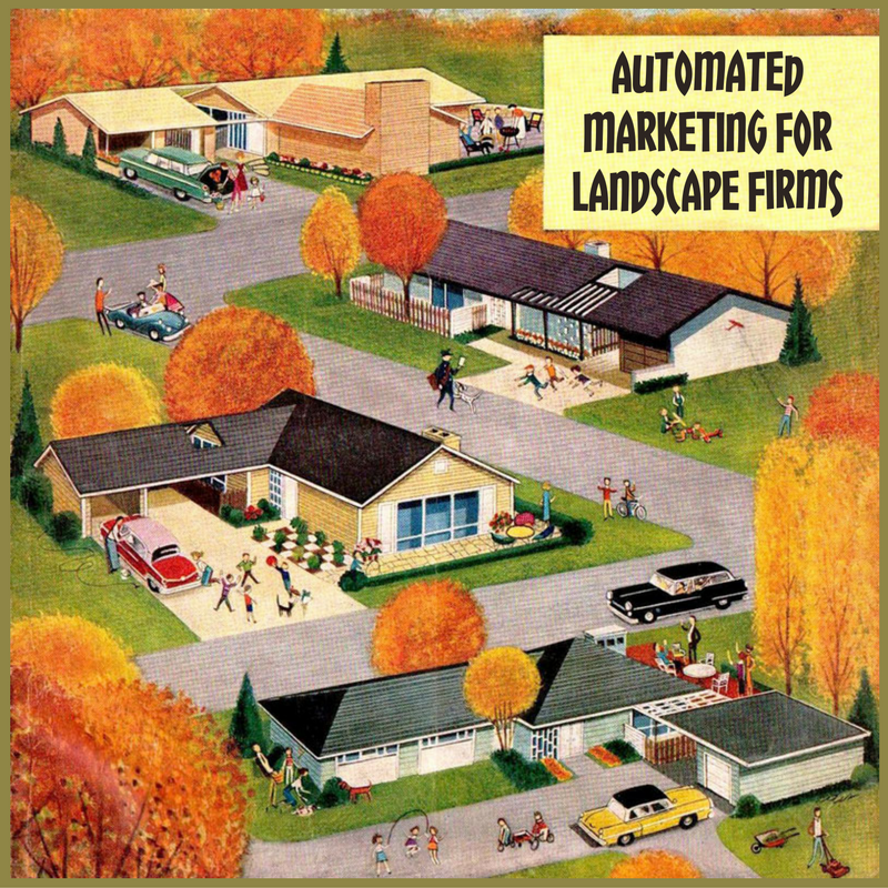 Hatchbuck Automated Marketing For Landscape Firms