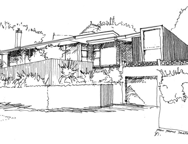 Irving Smith Architects  , original photo on Houzz
