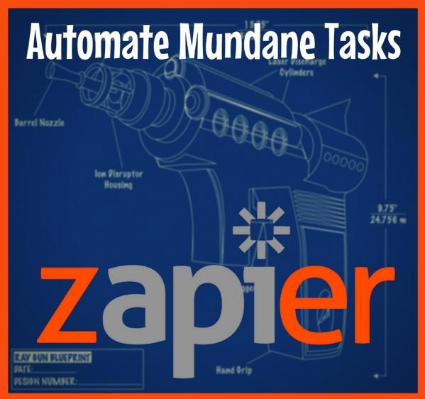 Make Marketing Easier with Zapier