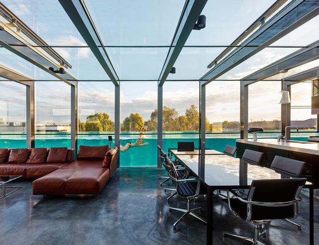 Project: Concrete House  Architect: Feras Gabriel Raffoul of FGR Architects