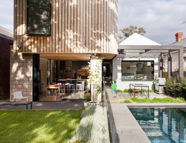Project: Balaclava House Architect: Bill McCorkell of ArchiBlox