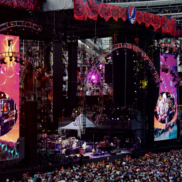 Grateful Dead July 4th 2015 Fare The Well Concert