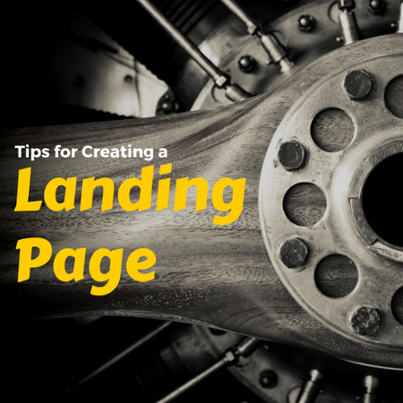 Using Squarespace to Build Landing Pages
