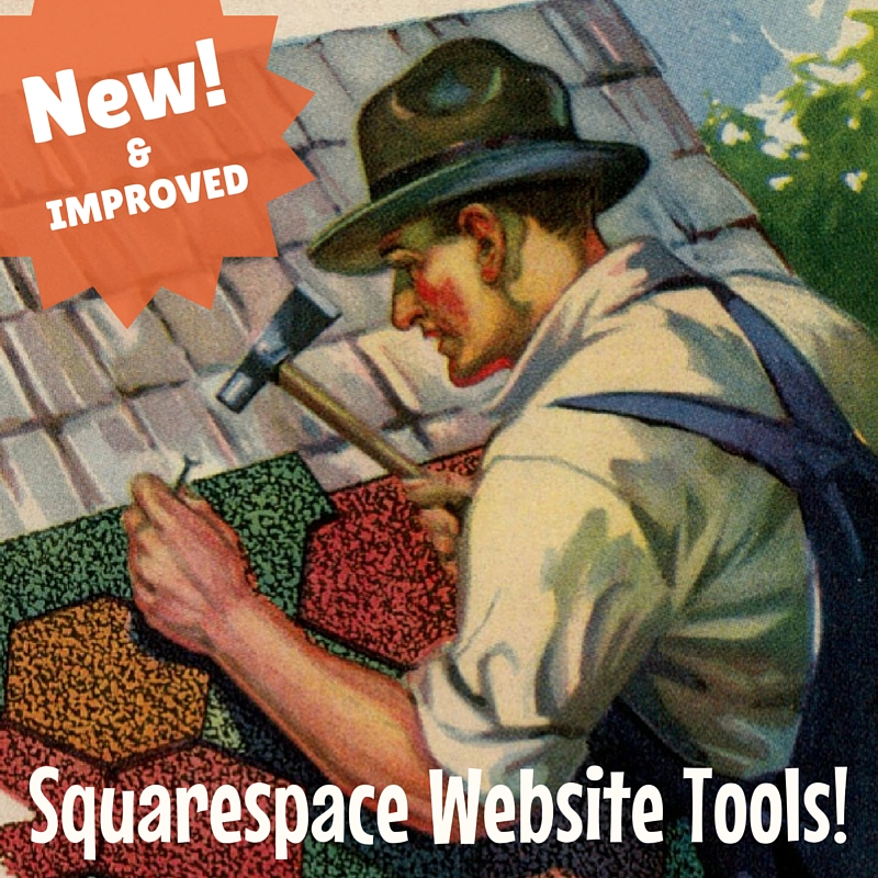 Squarespace is faster, easier to use and allows you to market like a pro