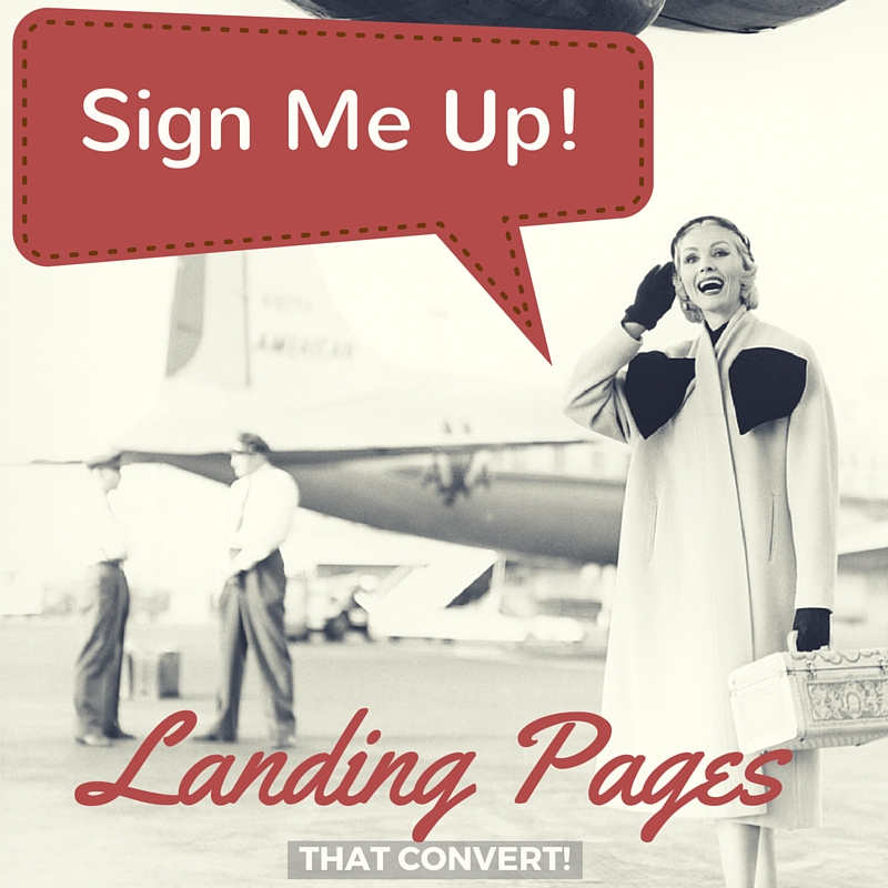 Monitoring your landing page results will help you Increase Lead conversions. More Leads = Better Clients
