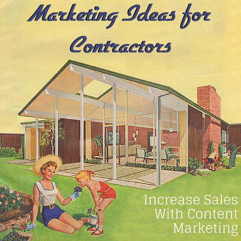 Construction Firm Marketing Ideas