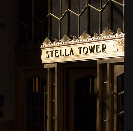 1927 by pre-eminent Art Deco architect Ralph Walker, Stella Tower stellayower.com
