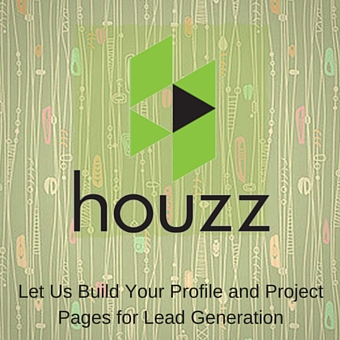 Using Houzz for Lead Generation