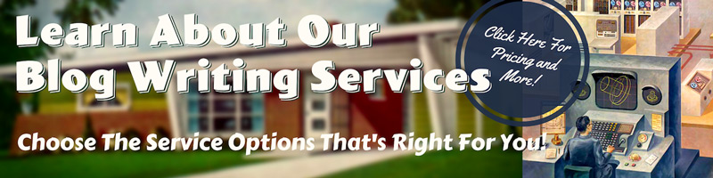 Blog writing services for construction firms