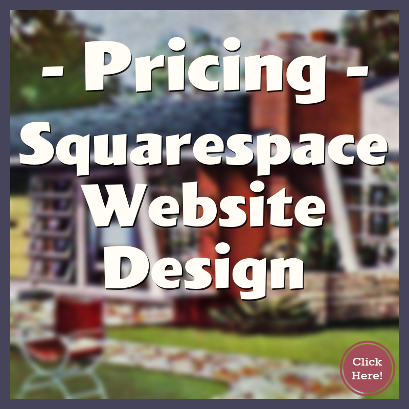 Squarespace Website Design Pricing