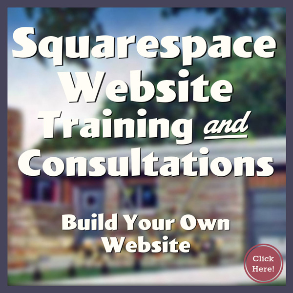 Build It Yourself Squarespace Website Training