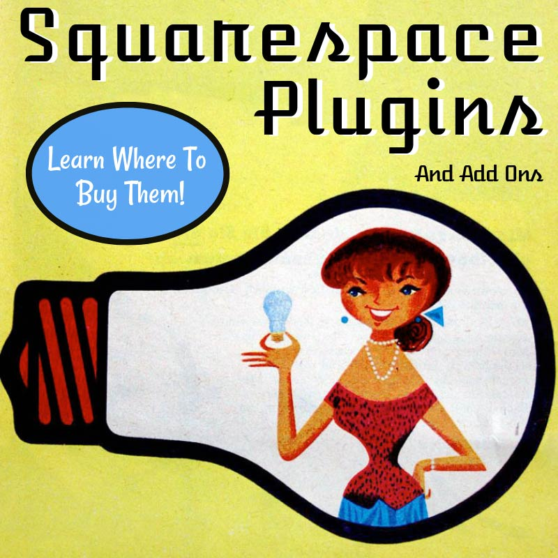 Where To Buy Squarespace Plugins
