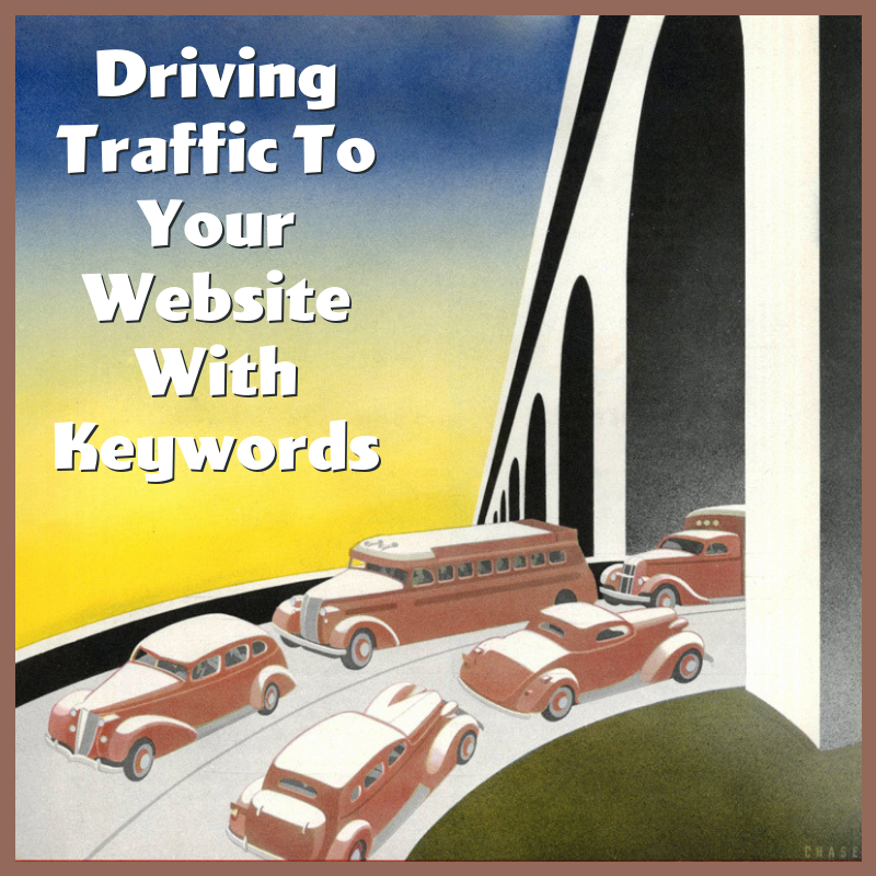 Driving Traffic To Your Squarespace Website With Keywords