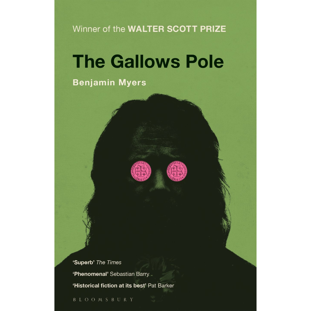 Buy The Gallows Pole by Benjamin Myers.