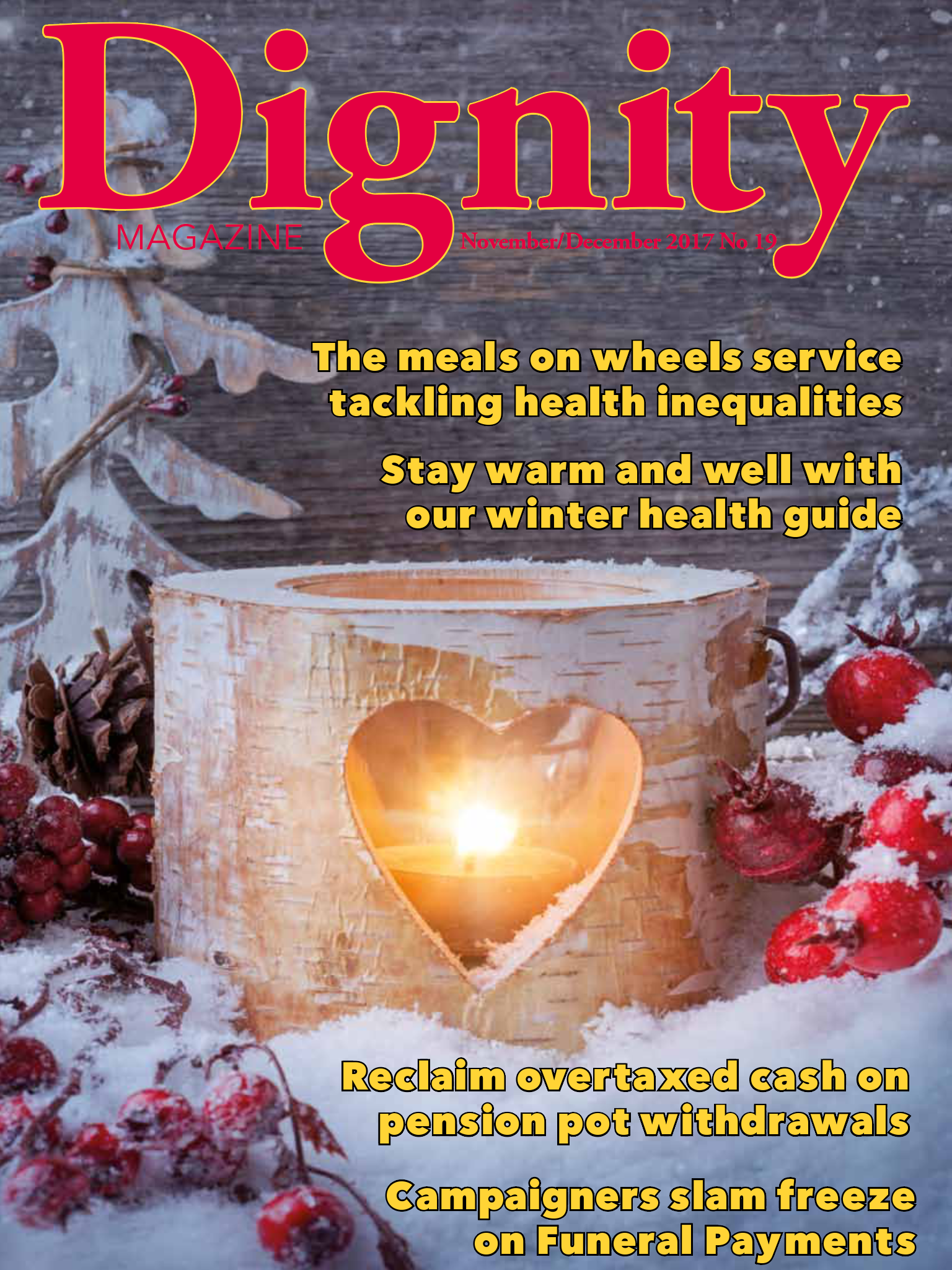 The holistic Meals on Wheels service