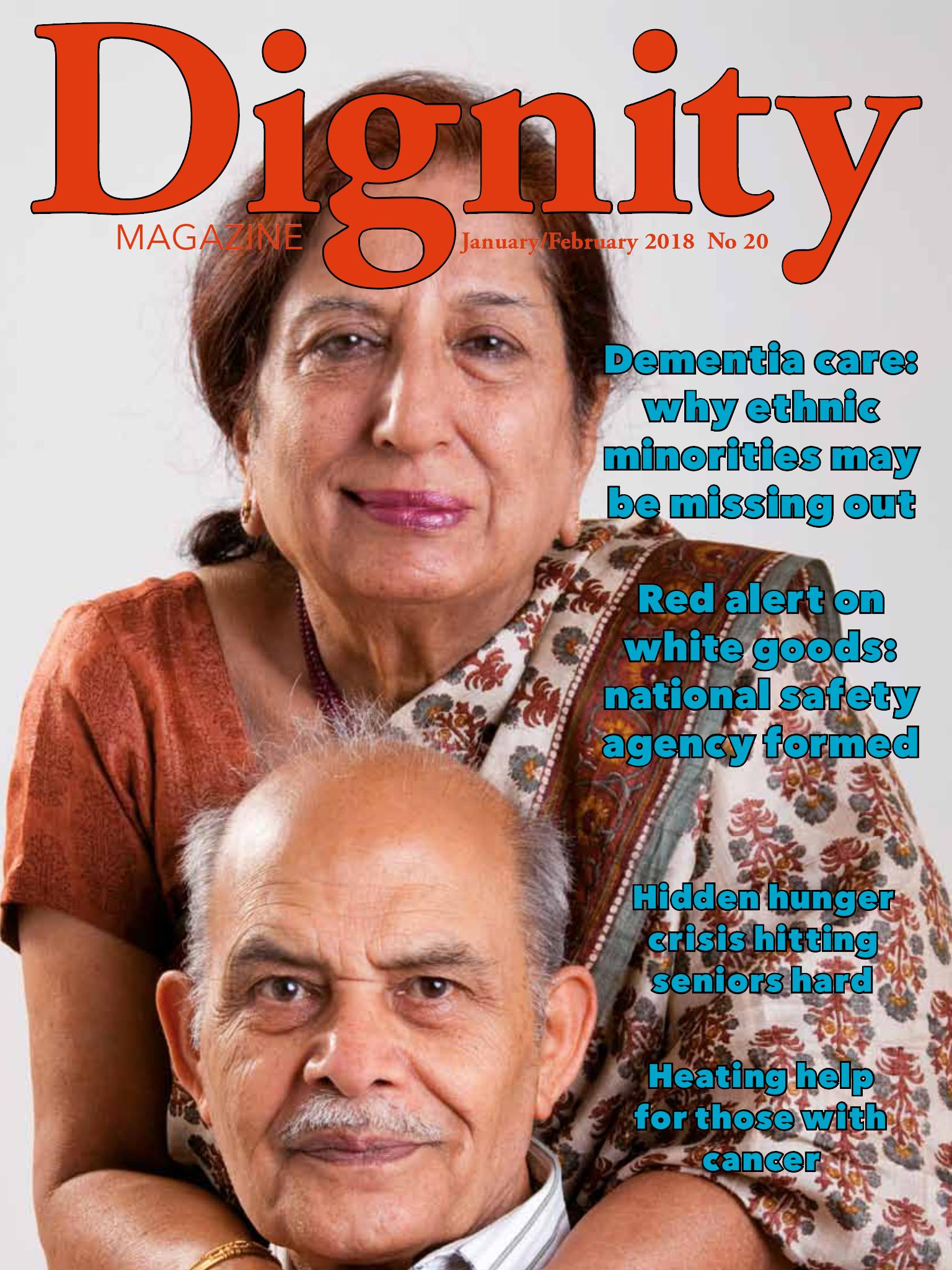 Dementia and ethnic minority seniors